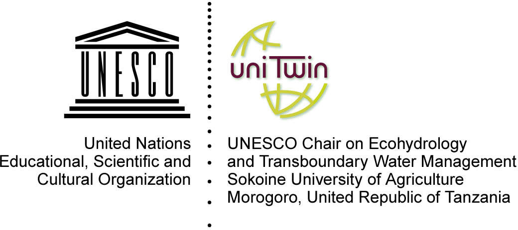 UNESCO Chair on Ecohydrology and Transboundary Water Management